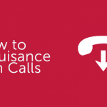 Stop nuisance spam calls